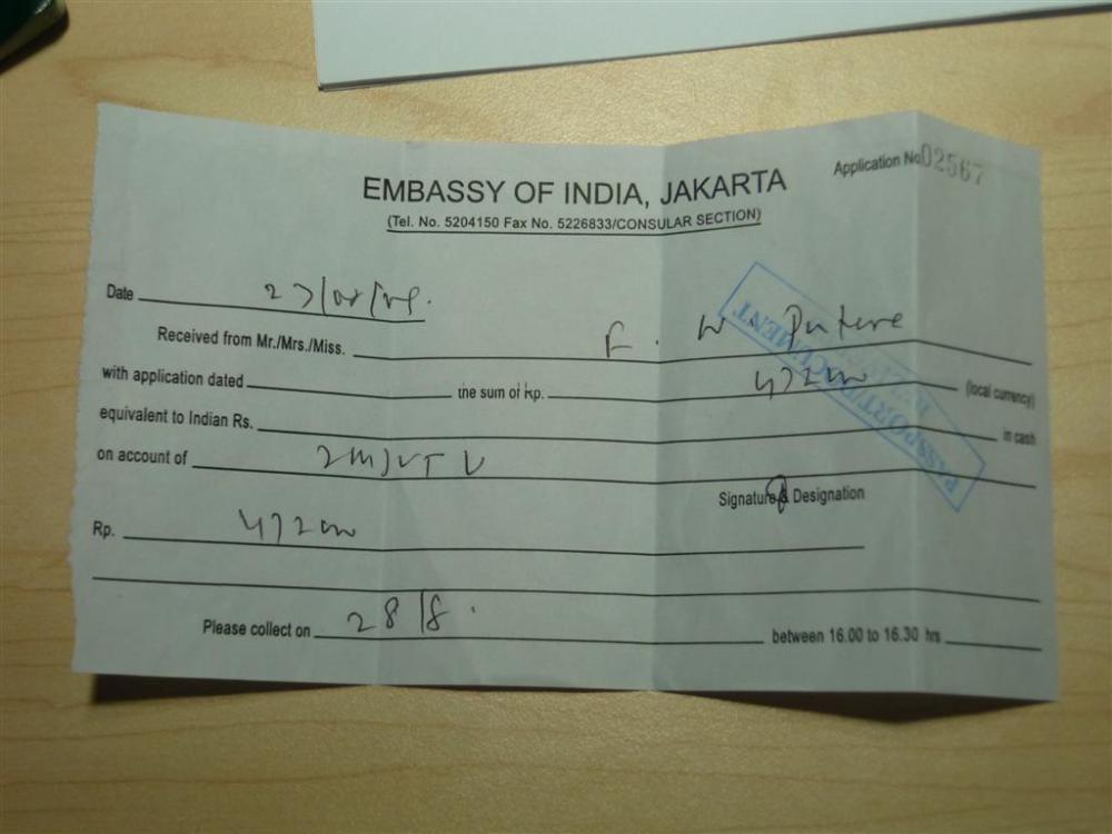 Resi Embassy India
