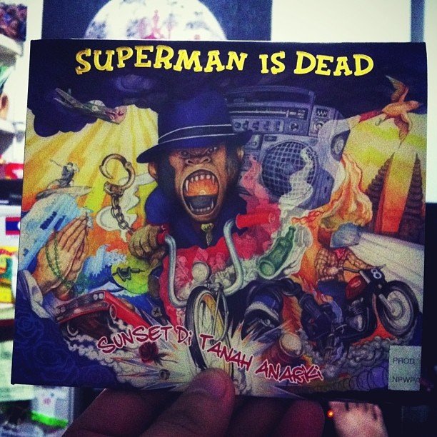 Superman is Dead - Sunset di Tanah Anarki