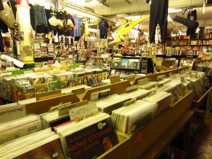 05 - Records Store London
