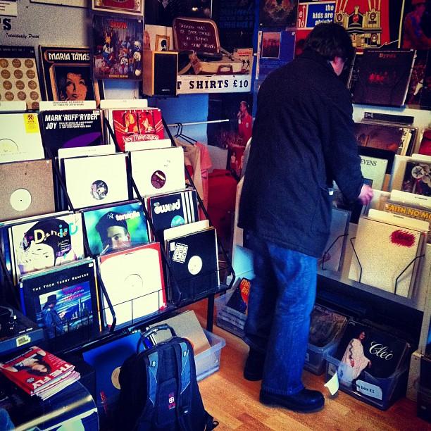 07 - Records Store York