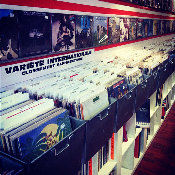 09 - Records Store Toulouse