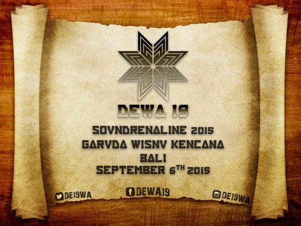 Dewa19 - 1