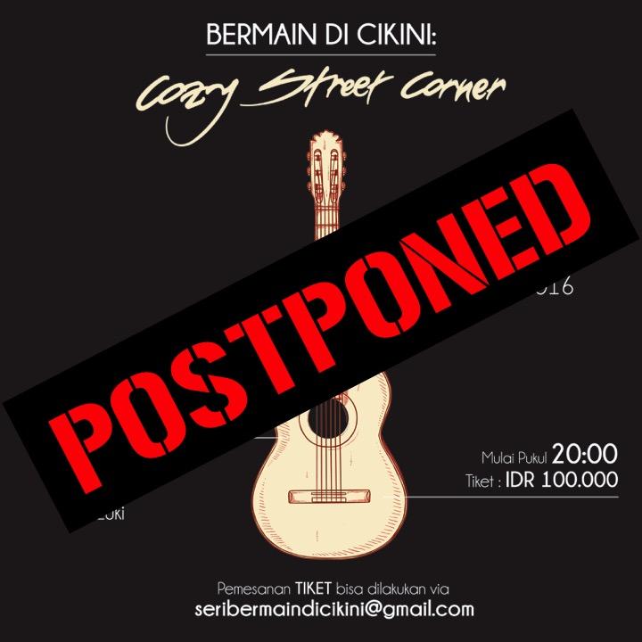 CSC - Postponed